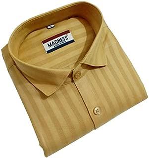 Madness Men's Formal Shirts