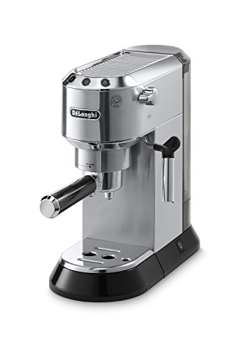 Delonghi EC680M Dedica 15-Bar Pump Espresso Machine,...