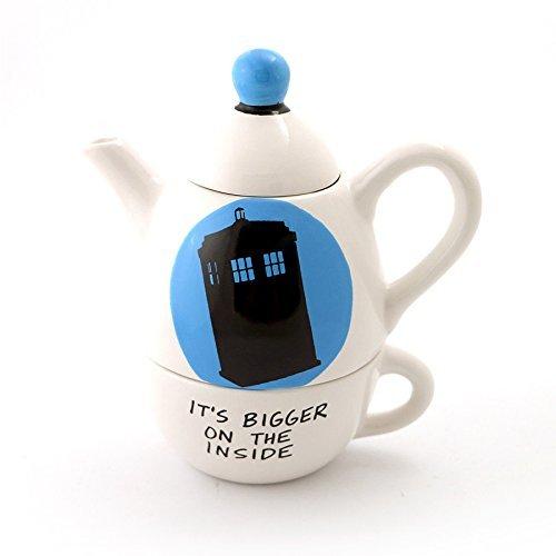 Dr. Who Teapot