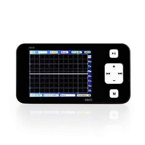 SainSmart DSO211 ARM Nano Mini bolsillo de almacenamiento portátil portátil osciloscopio digital