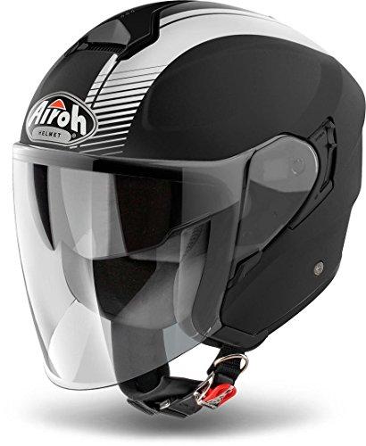 HUSP35 HUNTER SIMPLE BLACK MATT XL