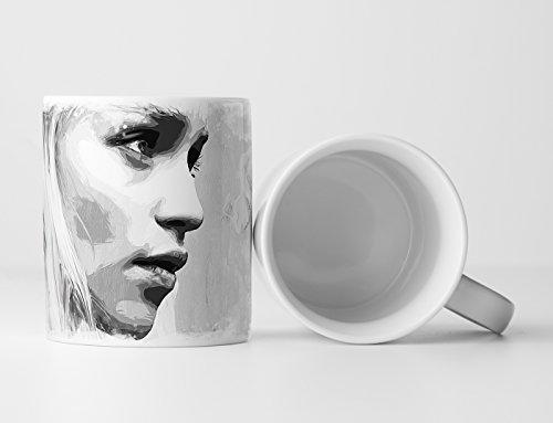 EAU ZONE Designmok kunstwerk The Mother of Dragons