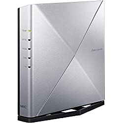 NEC Atermシリーズ AX6000HP [無線LANルーター/実効スループット約4040Mbps] 親機単体 (Wi-Fi 6対応) 搭載型番:AM-AX6000HP