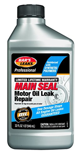 Bar's Leaks MS-1 Main Seal Motor Oil Leak Repair, 32 fl. Oz.
