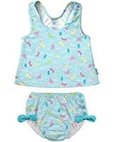 L, Sea Animal Langsprit 3 Pack Swim Diaper for Baby /& Toddle,Reuseable Washable Diaper Swim for Swimming Lesson /& Baby Shower Gifts