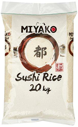 Miyako Sushi Reis, Rundkorn, 1er Pack (1 x 20 kg)