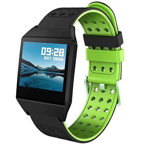 Fitness Armband Uhr Farbbildschirm Pulsmesser Schrittzähler Blutdruckmessung Schlafüberwachung Anruf SMS Aktivitätstracker Smartwatch