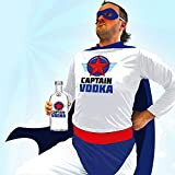 Déguisement Super Captain Vodka...