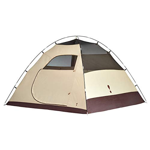 Eureka! Tetragon HD 5 Person, 3-Season Waterproof Camping Tent