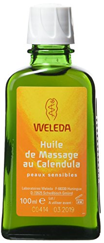 Weleda Massage Oil with Calendula 100ml