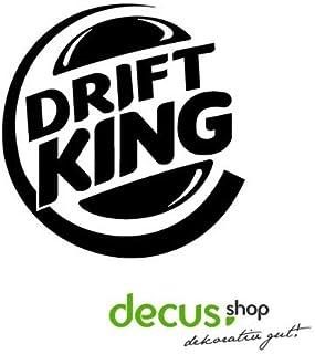 Drift King Racing Car // Pegatinas OEM JDM Style