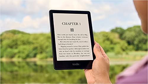 All-new Kindle Paperwhite (8 GB) – Now with a 6.8' display and adjustable warm light – Ad-Supported