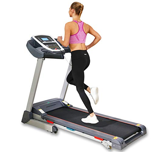 Treadmill for Home with Incline 12 preset Programs Treadmill with Heavy Weight Capacity 3.0HP...