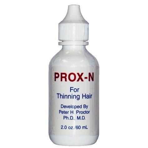 Max 72% OFF Prox-N Hair Growth Serum for 60 100% quality warranty 2 Thinning Oz. ml