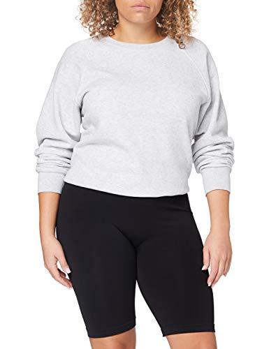 Vero Moda Vmjackie Seamless Shorts Noos Pantaloncini, Nero, L/XL Donna