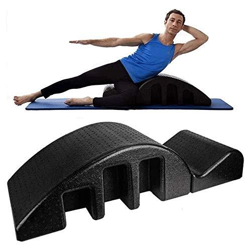Hammer Masaje Arco Pilates Pilates Cama Multifuncional Arco Spine Spine Corrección Corrección Appliance Cervical ✅
