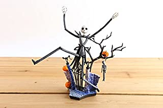 Jack Skellington PVC Action Figure SCI-FI Revoltech Series NO.005 Collectible Model Toy 18.5cm The Nightmare Before Christmas