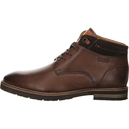 Salamander Herren Boots Vasco braun Gr. 47