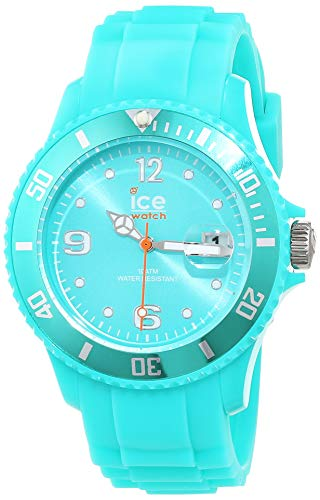 Ice-Watch - ICE summer 2011 Turquoise - Men's wristwatch with silicon strap - 013777 (Large)