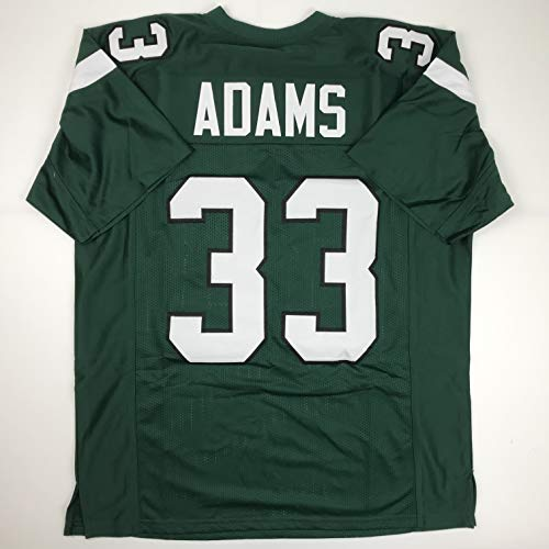 Unsigned Jamal Adams New York Green Custom Stitched Football Jersey Size XL New No Brands/Logos