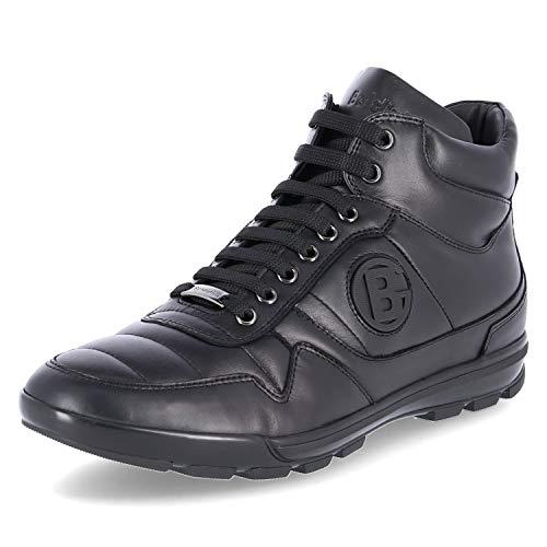 Baldinini Sneaker Größe 45 EU Schwarz (Schwarz)