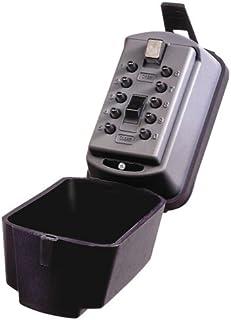 Kidde AccessPoint 001324 KeySafe Auto Permanent with Cover, Titanium Gray