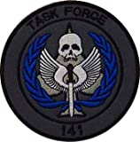 Call of Duty Task Force 141 Elite Embroidered Decorative Patch (color2)