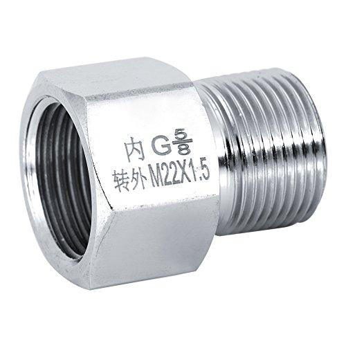 WYANG 4 maten CO2 adapter cilinder aansluiting converter gasregelaar voor aquarium (4#)