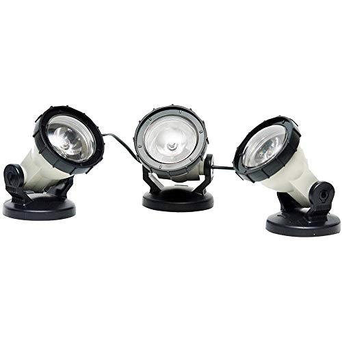 Heissner Teich- und Gartenlicht, 3er-LED-Set