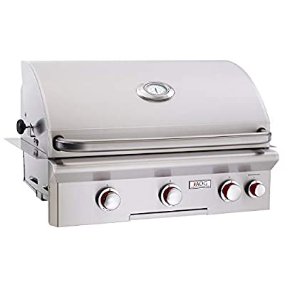 AOG American Outdoor Grill 30PBT T-Series 30 inch Built-in Propane Gas Grill Rotisserie Kit