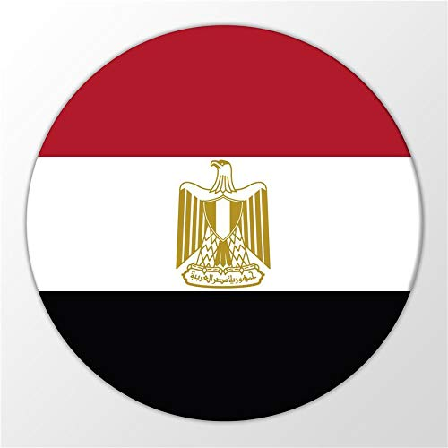 Kühlschrank Magnet Egypt Ägypten Flagge Nordostafrika Magnettafel Whiteboard