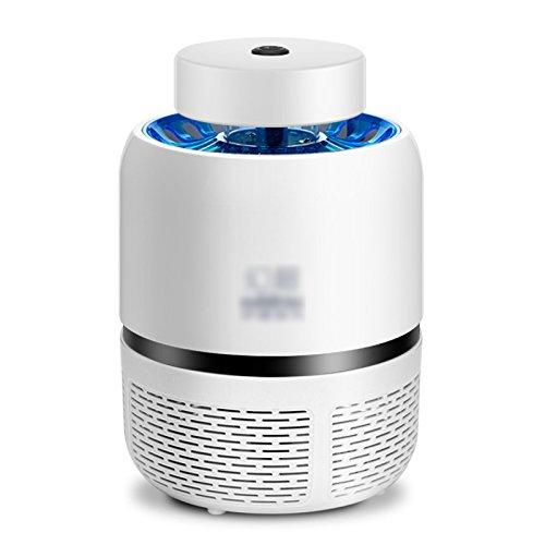 QWHK Moustique Lampe Ménage Photocatalytique sans...