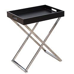 beistelltisch klappbar kaufen vergleich und test. Black Bedroom Furniture Sets. Home Design Ideas
