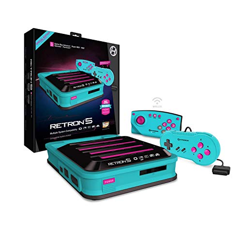 Hyperkin RetroN 5: HD Gaming Con...