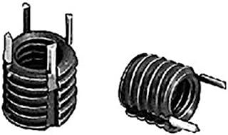 1 Each Steel 1//2-13 Ext THD Heavy Duty THD 0.43 Lg 5//16-18 Int Keylocking Threaded Inserts