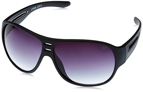 Dice Sonnenbrille, matt Black, One Size