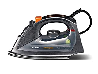 Siemens TB56XTRM - Plancha de vapor, 2900 V, capacidad de reservorio de agua 0,3 l, color antracita (B0055ZM8AA) | Amazon price tracker / tracking, Amazon price history charts, Amazon price watches, Amazon price drop alerts