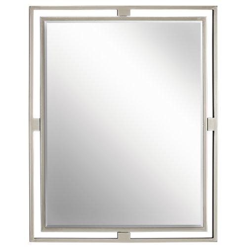 Kichler 41071NI Mirror,Nickel,30.00-inch