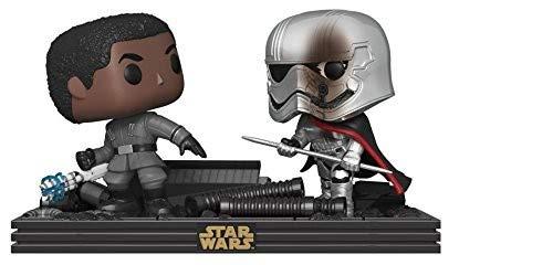 Funko POP Star Wars Movie Moments: The Last Jedi  Duel
