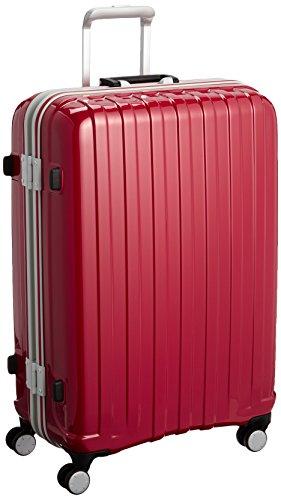[サンコー] WIZARD-L スーツケース ウィザード 軽量 双輪キャスター 大型 容量85L 縦サイズ74cm 重量5kg WI...