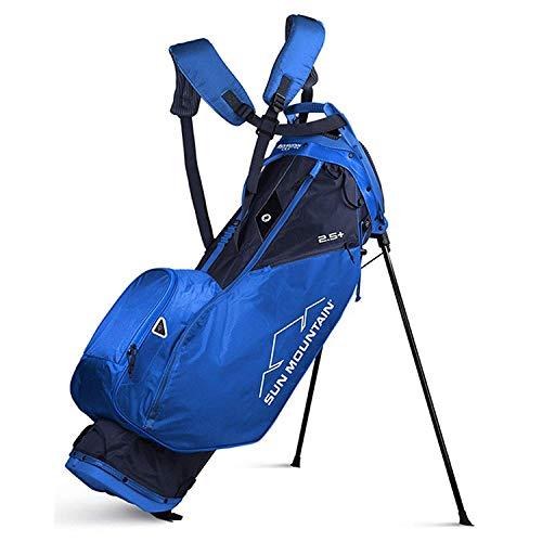 Sun Mountain Two Five Stand Carry Golf Bag Cobalt/Navy