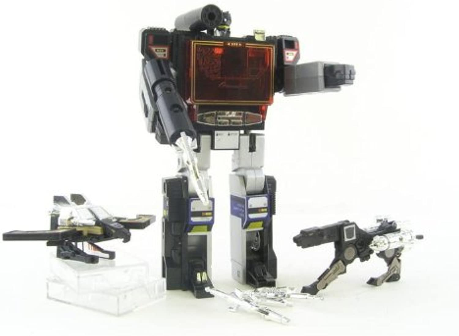 El ultimo 2018 The The The Transformers Collection  18 Sound Blaster w  Buzzsaw and Ravage  varios tamaños