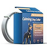 PROZADALAN CalmingDogCollar, Adjustable Waterproof DogCalmingCollar Effectively Alleviate Dog's Anxiety, Safe and Non-toxic Protect the Physical and Mental Health of Dogs