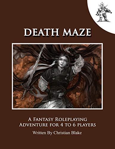 Death Maze: Glendor's RPG Adventures (English Edition)