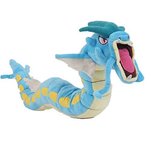 D-Khaleesi Gyarados Figure Animal Toy Blue Color Plush Doll 23 inch Xmas Gift