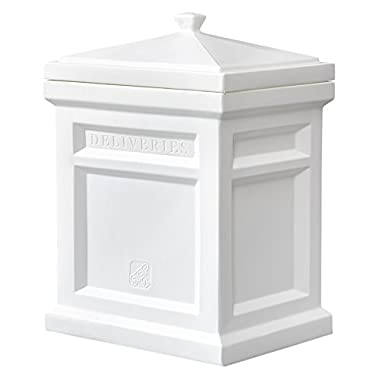 Step2 Express Package Delivery Box, Estate White