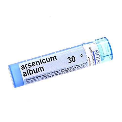 Boiron Arsenicum Album Homeopathic Remedie, 30C (80 Pellets)