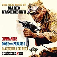 Film Music Of Mario Nascimbene