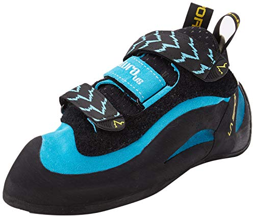LA SPORTIVA 865bl, Chaussures d'escalade Femme, Bleu (000), 42 EU