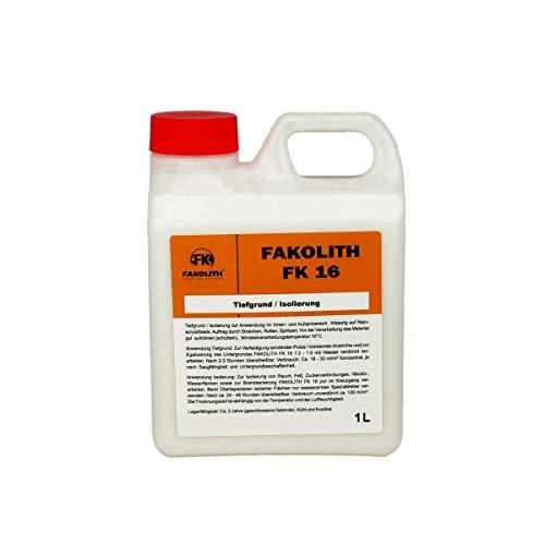 FAKOLITH FK 16 1 Liter Tiefgrund - Isolierung